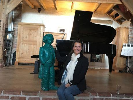 Bild Interview mit Kathrin Haarstick